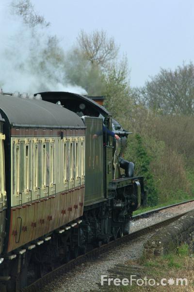 Picture of West Somerset Railway - Free Pictures - FreeFoto.com