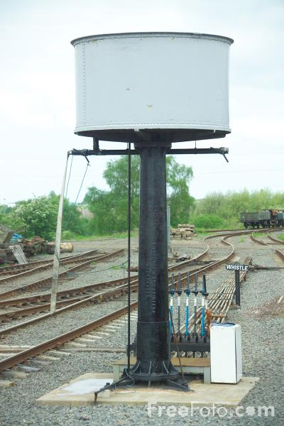 Picture of Chasewater Railway - Free Pictures - FreeFoto.com