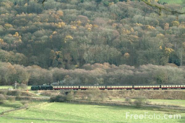 Picture of 30926 Southern Railway Schools Class 4-4-0 Repton - Free Pictures - FreeFoto.com