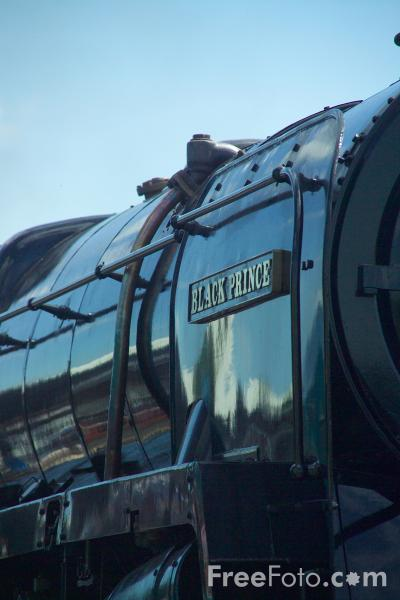 Picture of BR Standard 2-10-0 9F 92203 Black Prince at RailFest 2004 - Free Pictures - FreeFoto.com