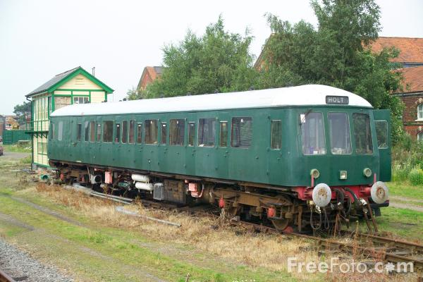 Picture of Mid Norfolk Railway - Free Pictures - FreeFoto.com