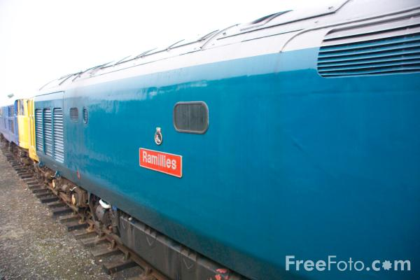 Picture of Class: 50 50 019 Ramillies Mid Norfolk Railway - Free Pictures - FreeFoto.com