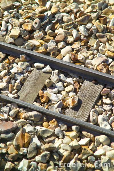 Picture of Narrow Gauge Railway Track - Free Pictures - FreeFoto.com
