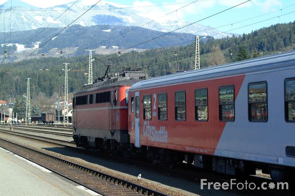 Picture of Spittal-Millstättersee Station, Austria - Free Pictures - FreeFoto.com