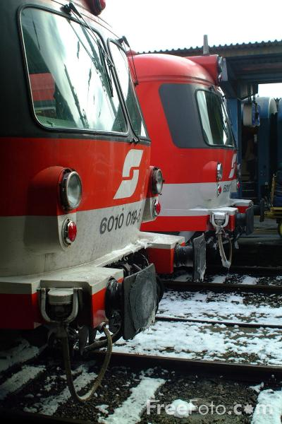 Picture of Austrian State Railways - Free Pictures - FreeFoto.com