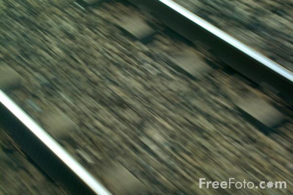 Picture of Railway Track, Belgium State Railways - Free Pictures - FreeFoto.com