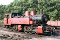 Mallett 030+030 Steam Locomotive Number 415 in Tournon Shed has been viewed 13370 times
