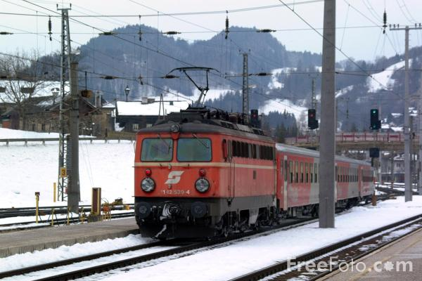 Picture of Austrian Railways - Free Pictures - FreeFoto.com