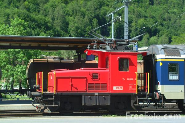 Picture of Shunter, Interlaken, Switzerland - Free Pictures - FreeFoto.com