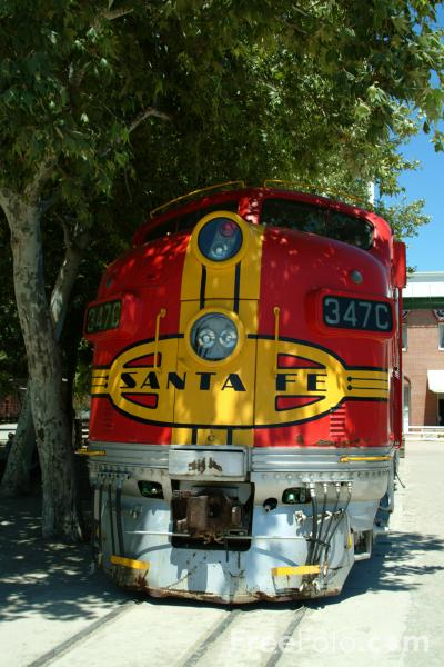 Picture of California State Railroad Museum - Free Pictures - FreeFoto.com