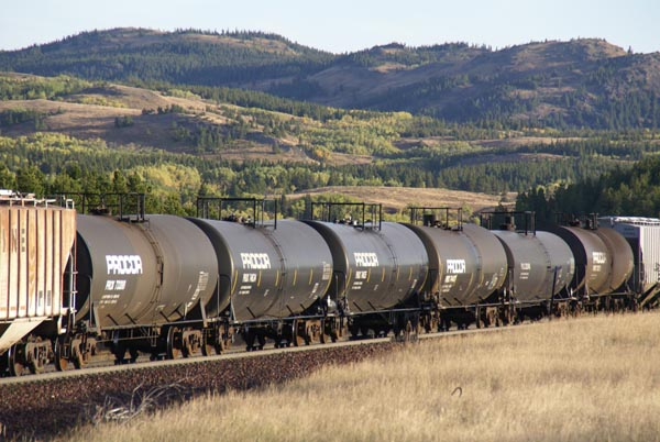 Picture of Tank Car - Free Pictures - FreeFoto.com