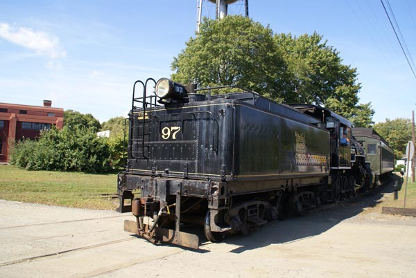 Picture of Essex Valley Railroad, Connecticut, USA - Free Pictures - FreeFoto.com