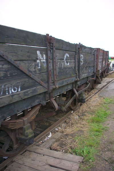 Picture of Coal Wagon,Bowes Railway, Springwell, Gateshead - Free Pictures - FreeFoto.com