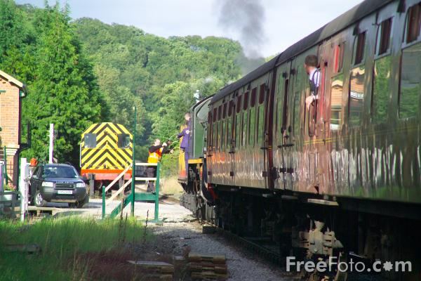 Picture of Southern Railway Class S15 4-6-0 No.825 - Free Pictures - FreeFoto.com