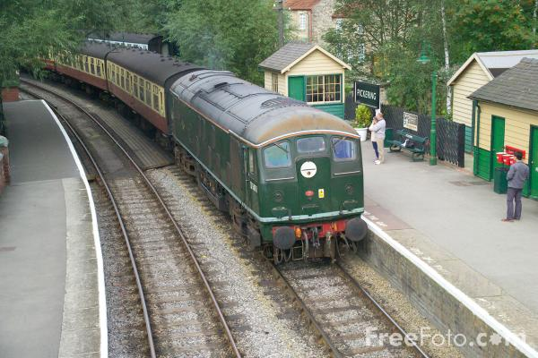 Picture of BR Class 24 D 5061 - Free Pictures - FreeFoto.com