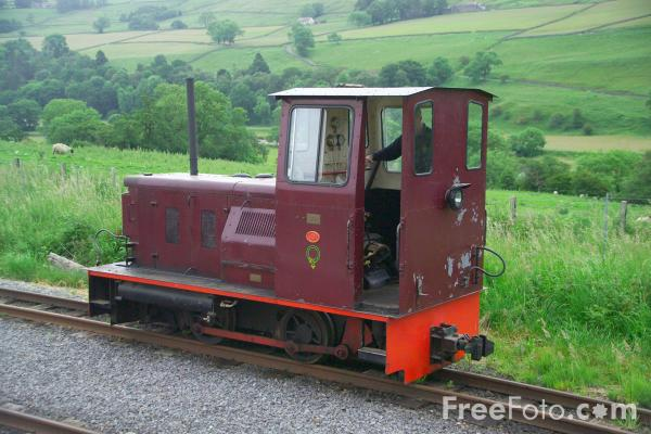 Picture of South Tynedale Railway, Alston, Cumbria. - Free Pictures - FreeFoto.com