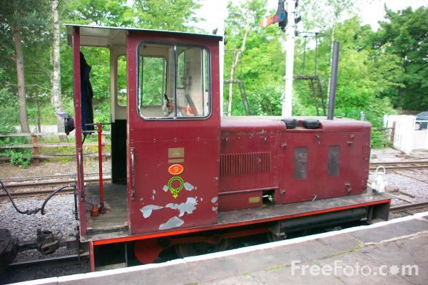 Picture of South Tynedale Railway, Alston, Cumbria - Free Pictures - FreeFoto.com
