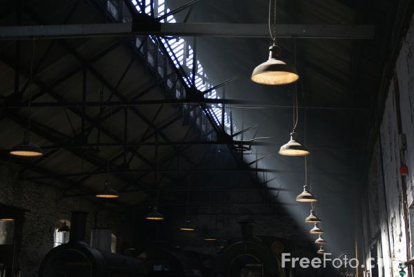 Picture of Marley Hill Engine Shed - Free Pictures - FreeFoto.com