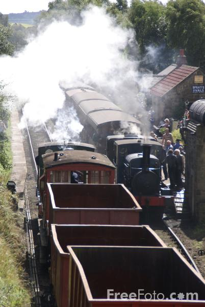 Picture of The Tanfield Railway - Free Pictures - FreeFoto.com
