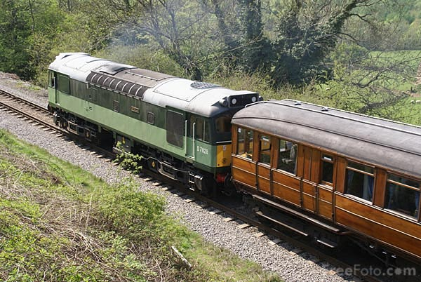 Picture of North Yorkshire Moors Railway - Free Pictures - FreeFoto.com