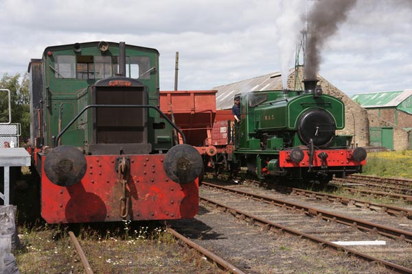 Picture of Bowes Railway - Free Pictures - FreeFoto.com