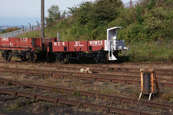 Picture of Standard gauge rope-hauled railway - Free Pictures - FreeFoto.com