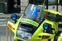 Image Ref: 28-01-8 - North East Ambulance Service Rapid Response Motorcycle Paramedic, Viewed 41455 times