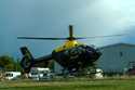 Image Ref: 28-07-26 - North East Air Support Unit Helicopter G-NESV Eurocopter EC135T, Viewed 6762 times