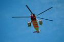 Image Ref: 28-08-14 - HM Coastguard Sikorsky S-61N helicopter, Viewed 9692 times