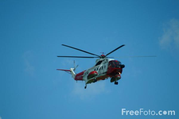 Picture of HM Coastguard - Free Pictures - FreeFoto.com