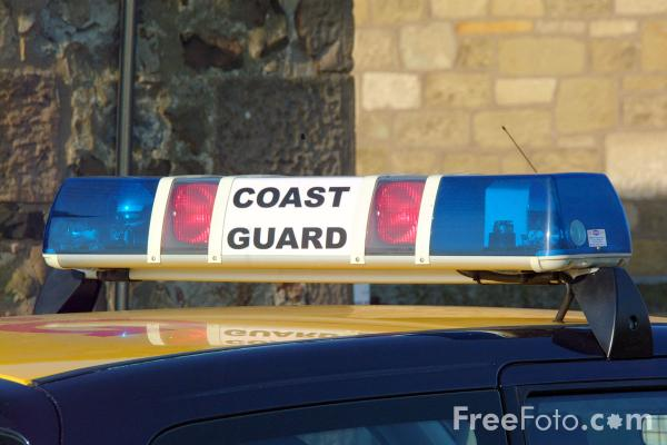 Picture of HM Coastguard, Holy Island - Free Pictures - FreeFoto.com