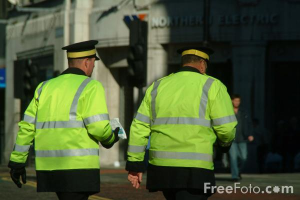 Picture of Police - Free Pictures - FreeFoto.com