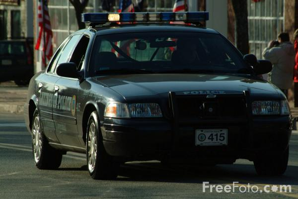 Picture of Lexington Police Car - Free Pictures - FreeFoto.com