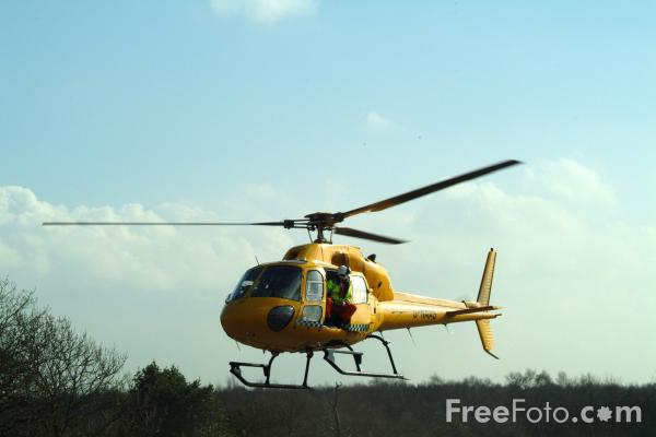 Picture of North East Air Ambulance - Free Pictures - FreeFoto.com