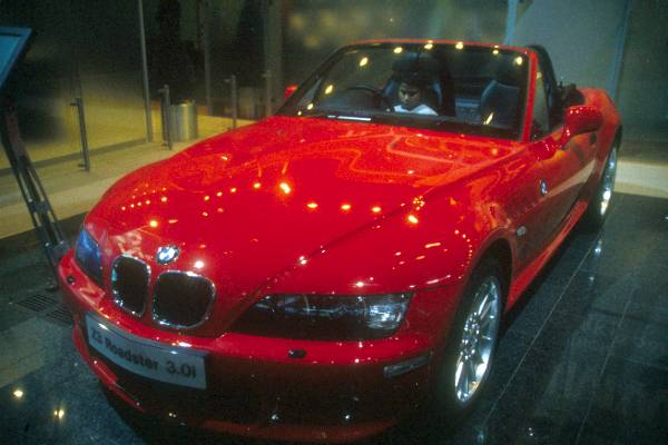 Picture of BMW Z3 Roadster - Free Pictures - FreeFoto.com