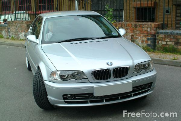 Picture of BMW - Free Pictures - FreeFoto.com