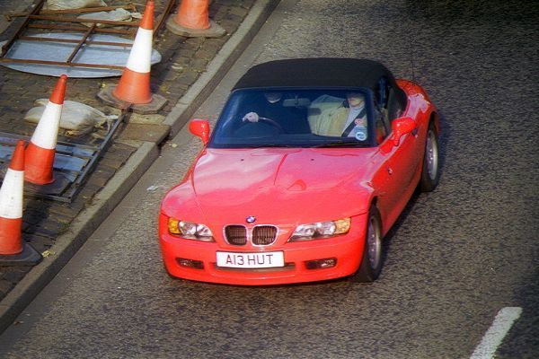 Picture of BMW Z3 - Free Pictures - FreeFoto.com