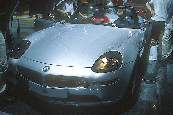 Picture of BMW Z8 - Free Pictures - FreeFoto.com