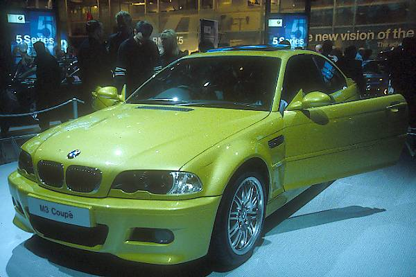 Picture of BMW M3 Coupe - Free Pictures - FreeFoto.com