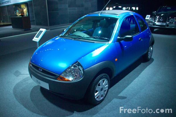 Picture of Ford KA - Free Pictures - FreeFoto.com