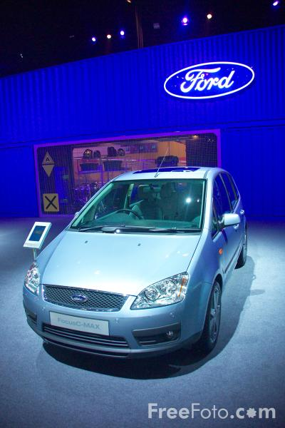 Picture of Ford Focus - Free Pictures - FreeFoto.com