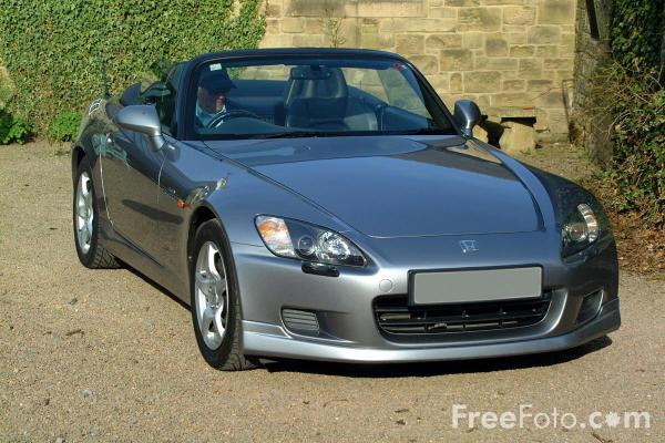 Picture of Honda S2000 - Free Pictures - FreeFoto.com