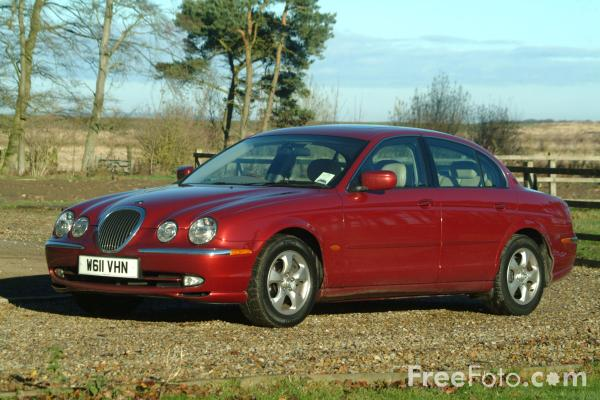 Picture of Jaguar S-Type 3.0 automatic - Free Pictures - FreeFoto.com