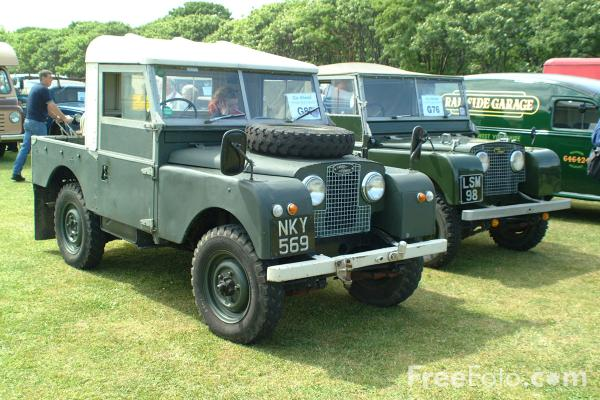 Picture of Land Rover - Free Pictures - FreeFoto.com