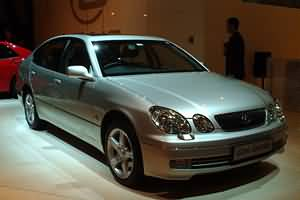 Lexus GS 300 has been viewed 16062 times