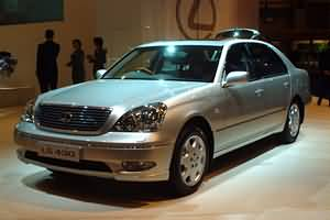Lexus LS 430 has been viewed 9249 times