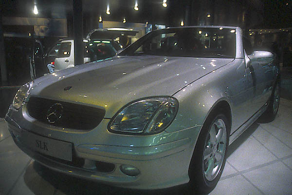 Picture of Mercedes Benz - Free Pictures - FreeFoto.com