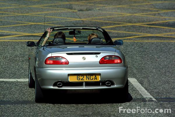 Picture of MG - Free Pictures - FreeFoto.com