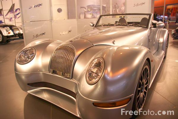 Picture of Morgan Aero 8 - Free Pictures - FreeFoto.com