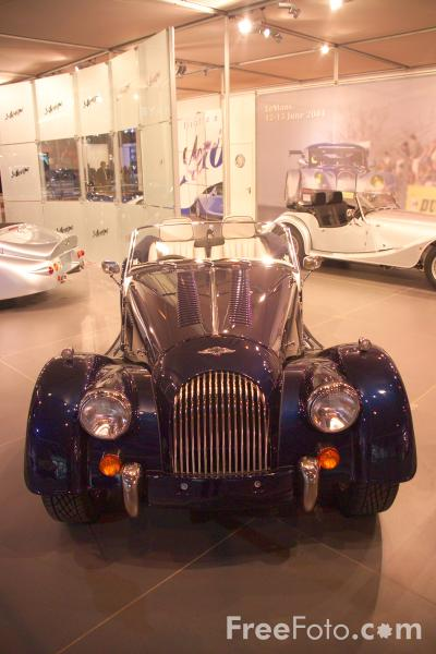 Picture of Morgan sports car - Free Pictures - FreeFoto.com